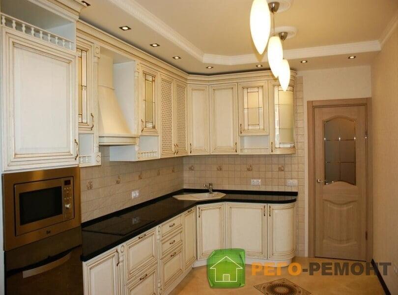 Ремонт квартир под ключ - заказать дизайнерский ремонт