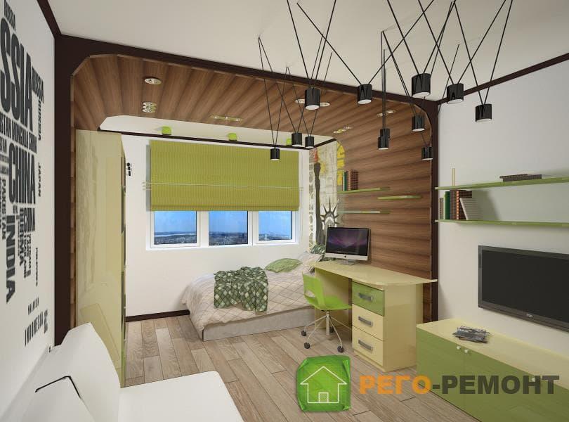 Ремонт квартир скилл - дизайн интерьер квартир москва