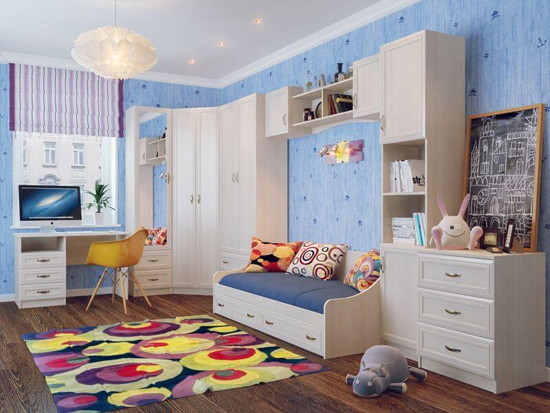 Детская корпусная мебель на заказ