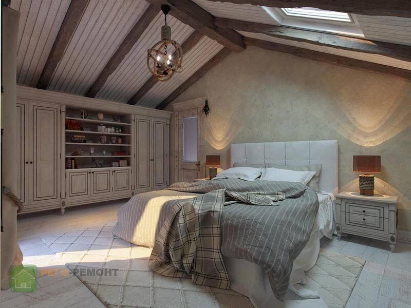 Жилой дом из профилированного бруса