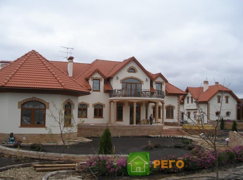 Цены на отделку фасадов домов