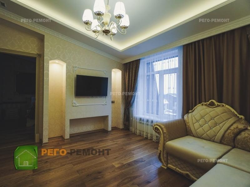 Дизайн интерьера гостиной комнаты (1000+ фото) - living