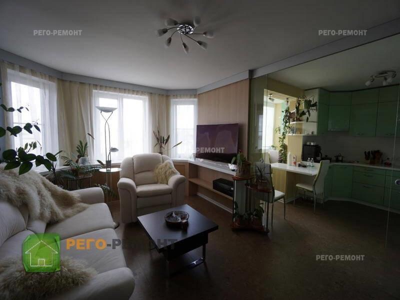 Отделка коттеджей, ремонт квартир под ключ в Твери по цене