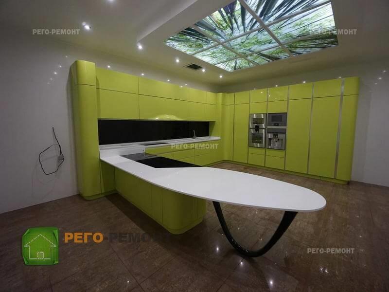 Ремонт квартиры под ключ в Днепре (Днепропетровске