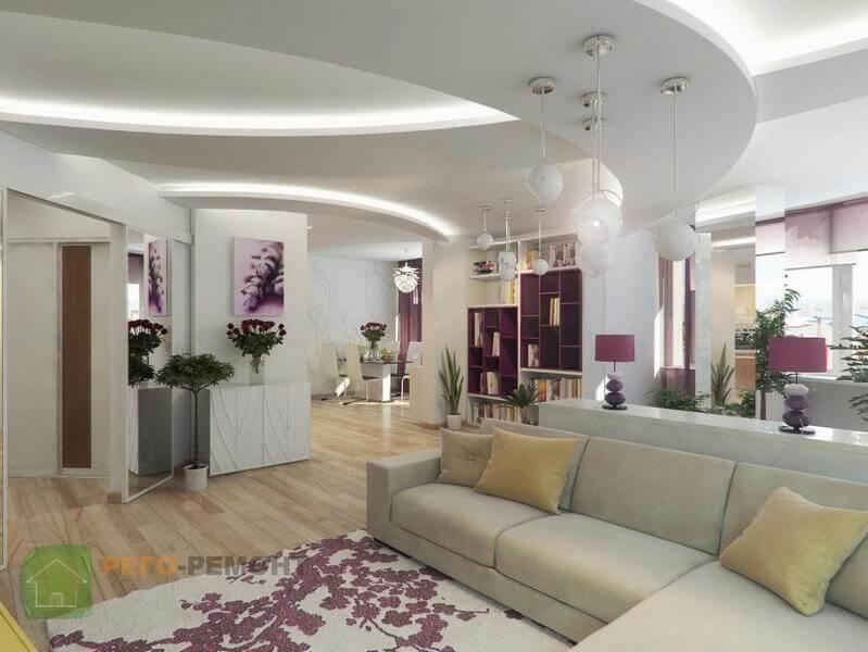Ремонт квартир под ключ в Москве: стоимость недорого 2018 г